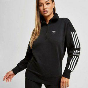 Adidas Originals lock up sweatshirt NWT